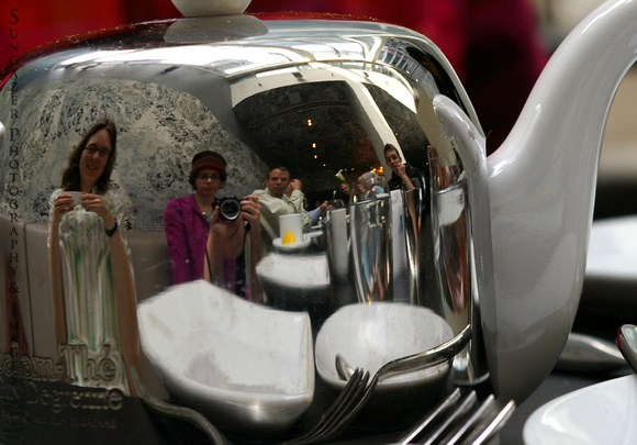 Teapot Reflections