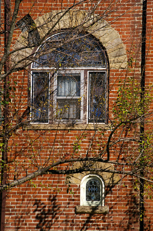 Two Arched Windows