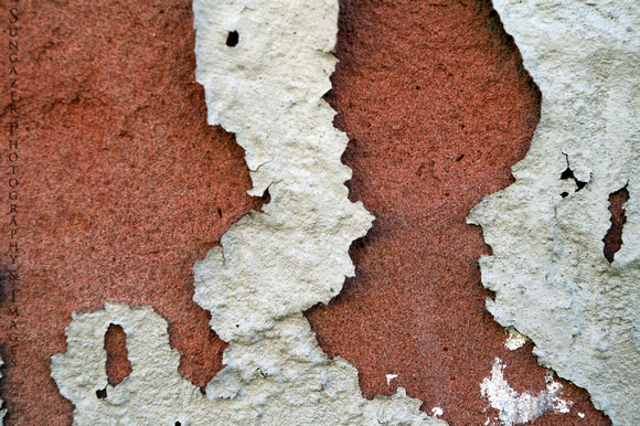 Peeling Paint 17 - Flaking Brick